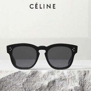 Celine dark blue sunglasses